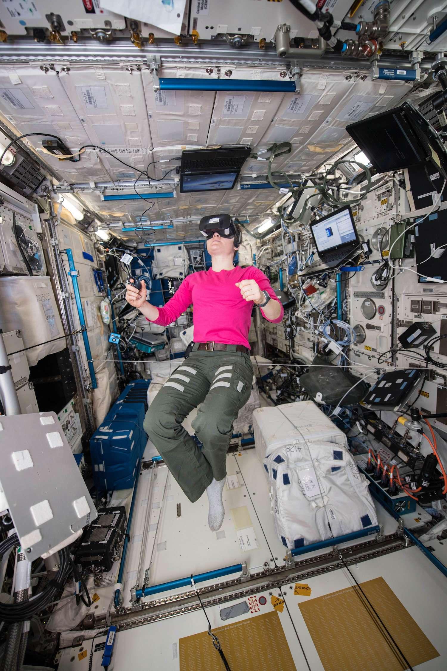 Surprising science careers - space psychologist