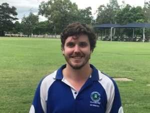 Townsville highschool teacher Braden Askin