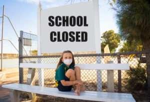 Covid-19 outbreak schools closures.