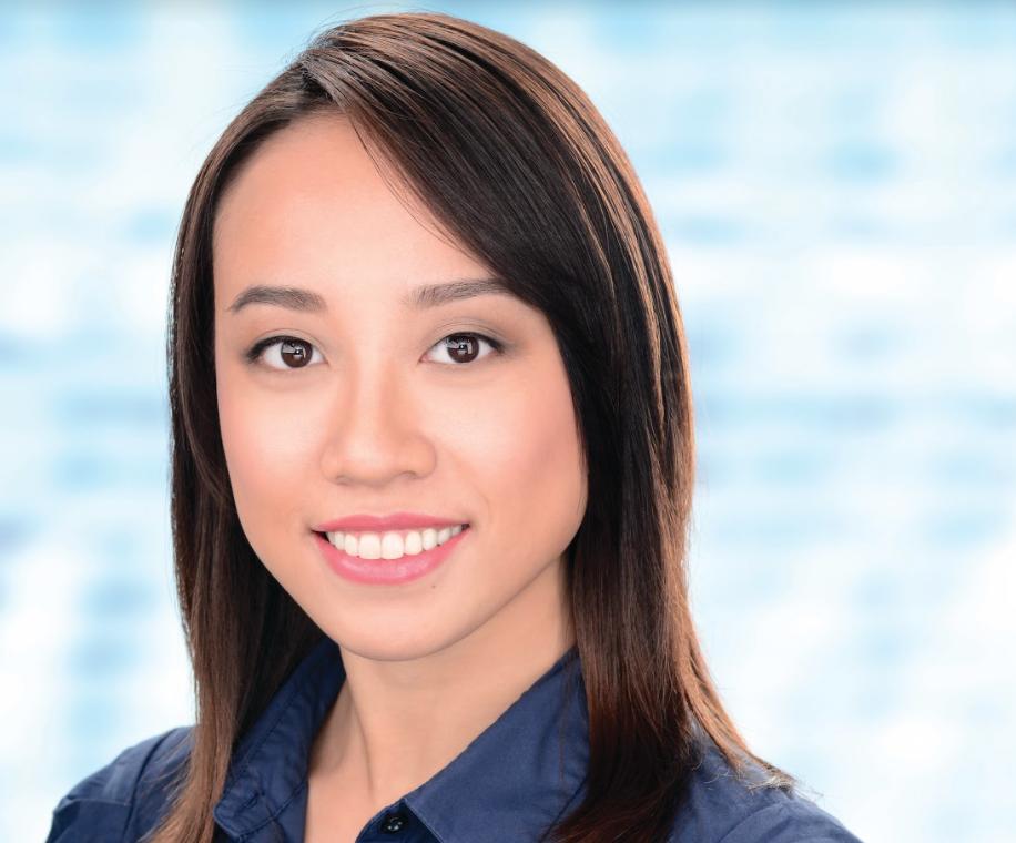 Cathy Yuen Yi Lee