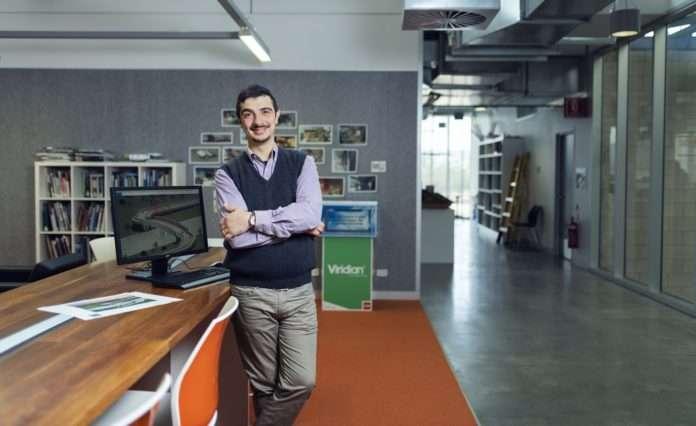 TAFE SA engineering student Saverio Vasapollo
