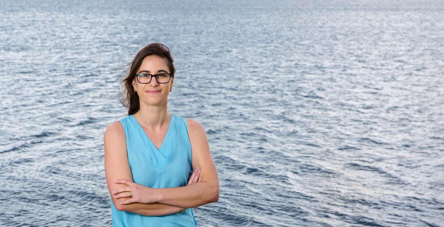 Ocean careers - marine biologist