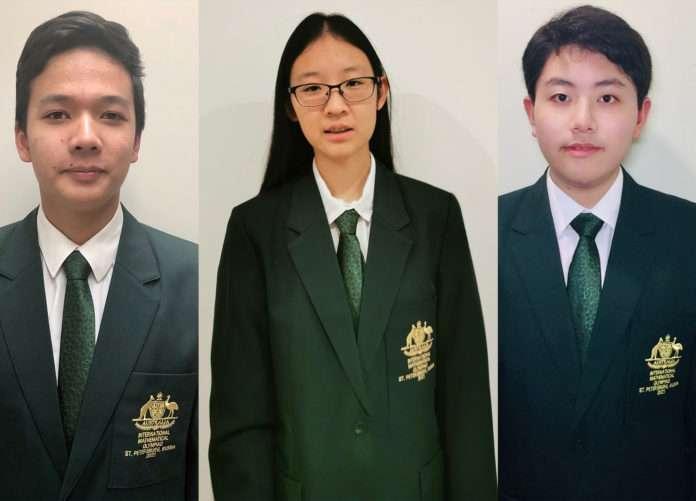 International Mathematical Olympiad team