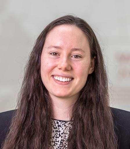 Flood analyst - Michaela Dolk of IAG