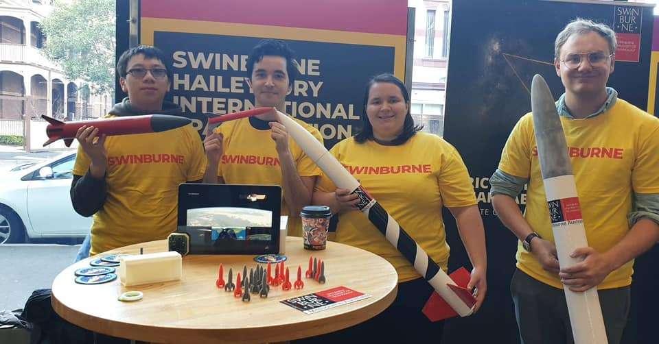 STEM societies and clubs - Swinburne Aerospace