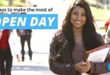 University Open Day