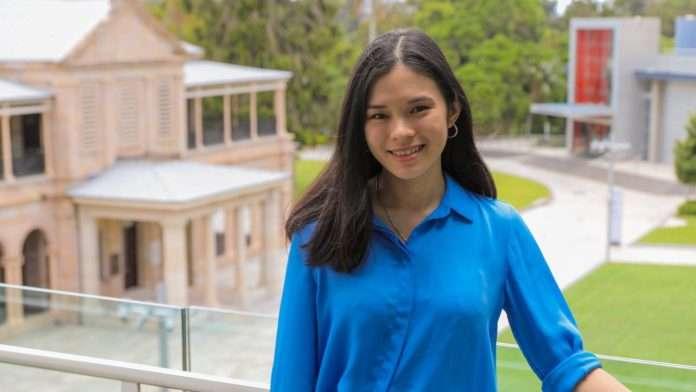 Elaiza Luker - QUT PhD Candidate