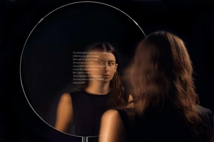 mirror ritual nina rajcic monash IT